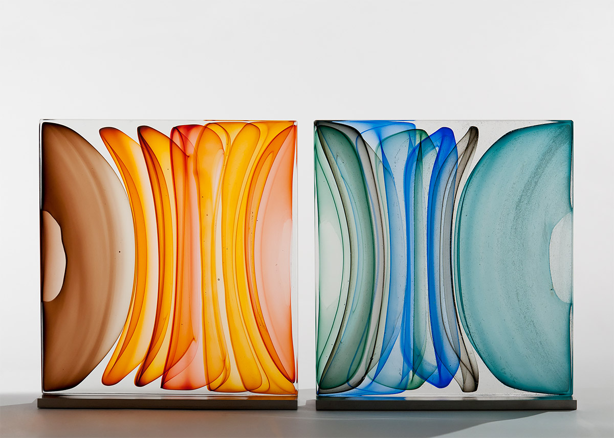 Impressive Glass Artworks by Jamie Harris