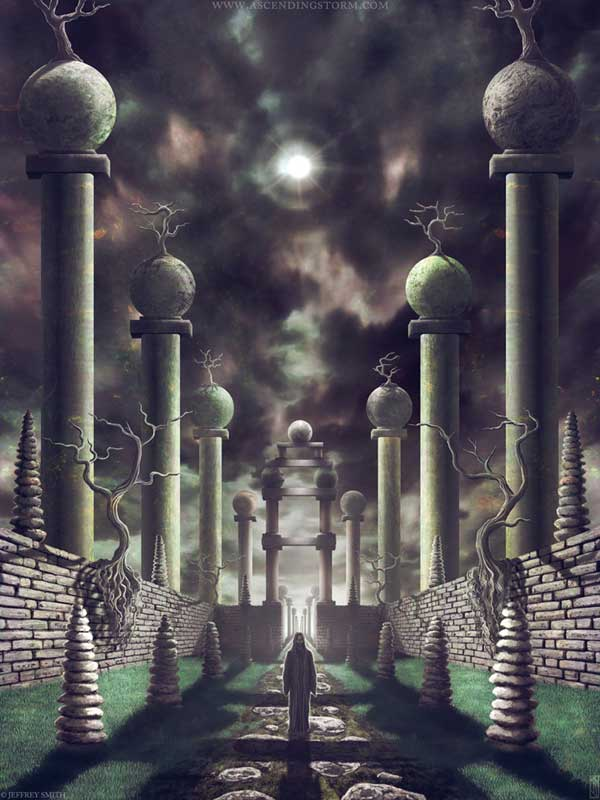 The Artwork of Jeffrey Smith