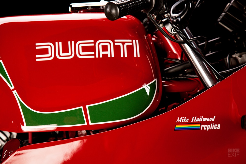 Revival Cycles: восстановленный мотоцикл Ducati 900 MHR Mille