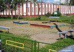 Авиаторов 16 Детская площадка 2004 год