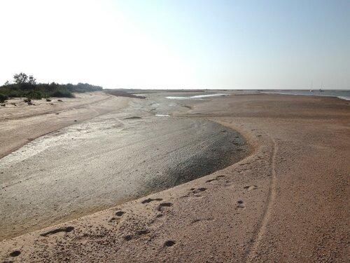 На песках, у моря ... 36. Фото из велокольца. Ахтари-Староминская-Бейсугский пролив (218).JPG