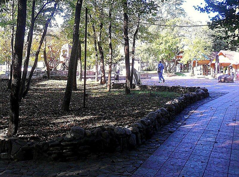 В Горячем Ключе, 10 октября 2014 ... SAM_4049.JPG