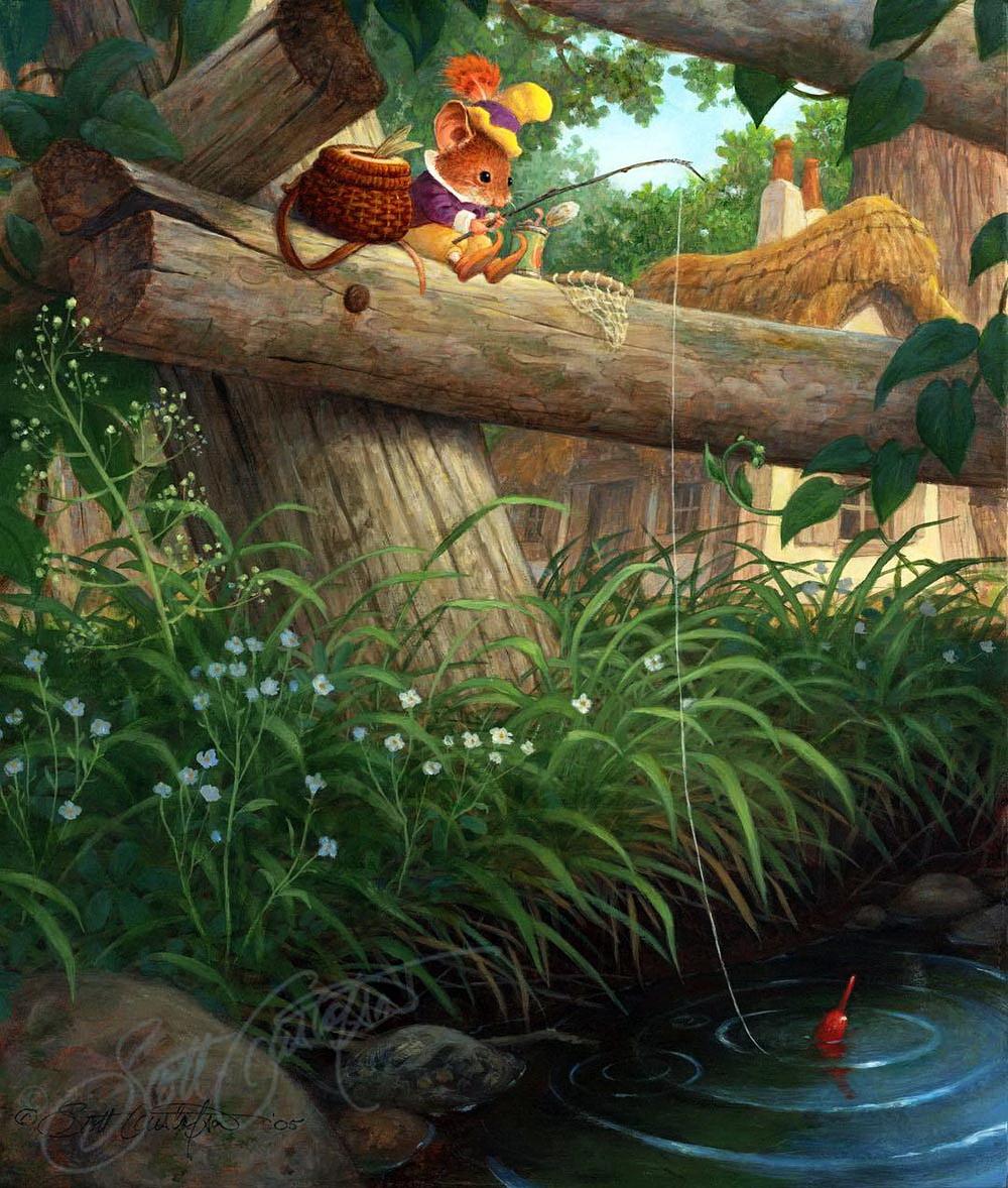 Сказки картинки анимашки
