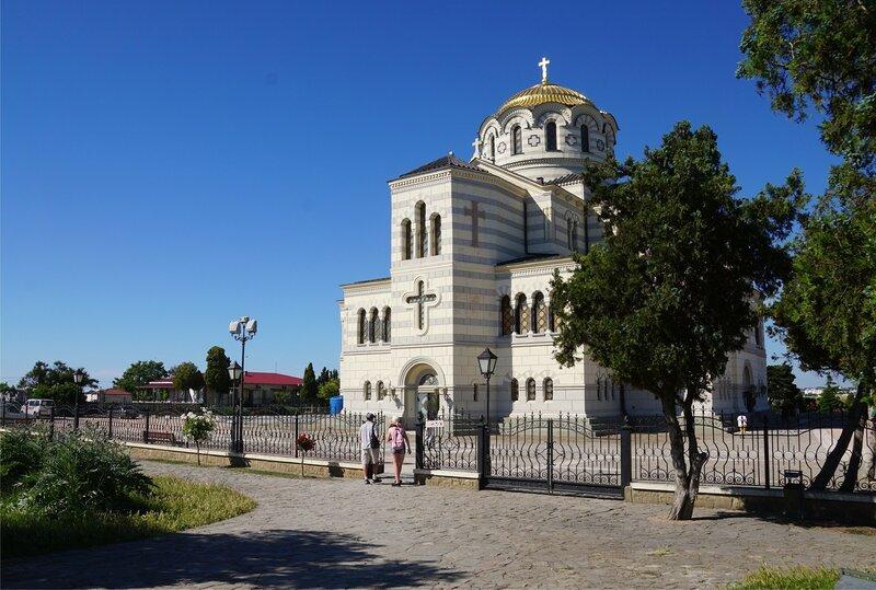 Владимирский Собор-Херсонес