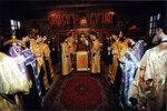Всенощное бдение во главе с митрополитом Смоленским и Калининградским Кириллом
