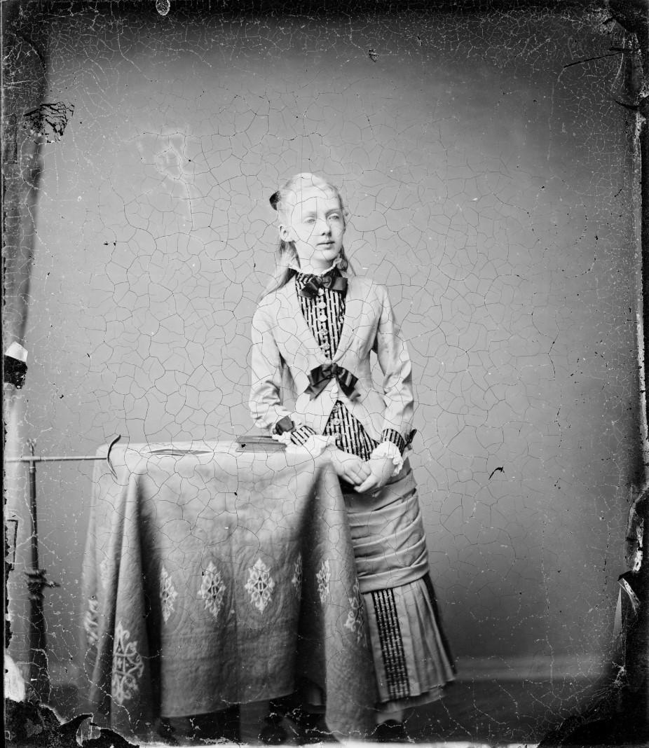 Мария Анна Саксен-Альтенбургская, 1878