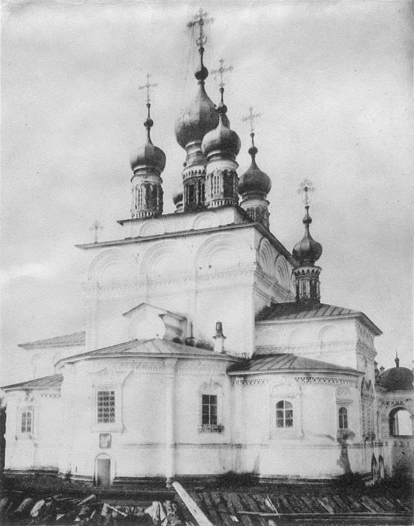 Свято-Троицкий летний собор