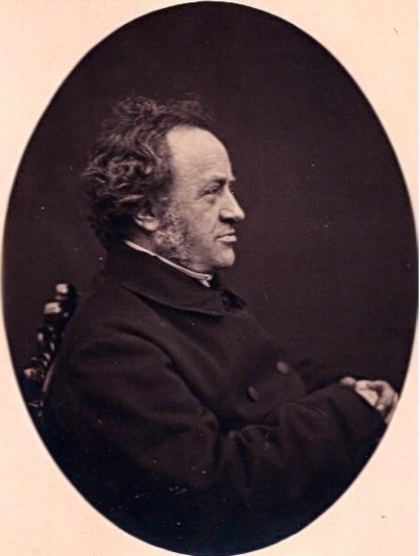 1865. Лорд Уильям Кавендиш