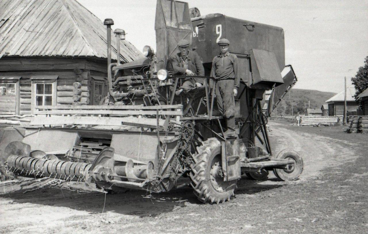 1960. Колхозники с.Полозова