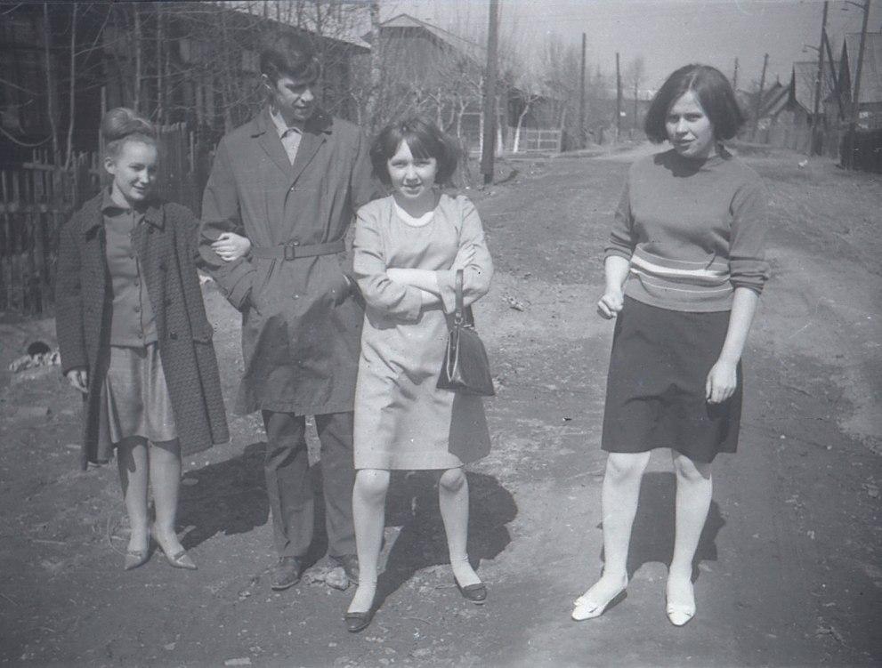 1968-1969. Улица Полазненская