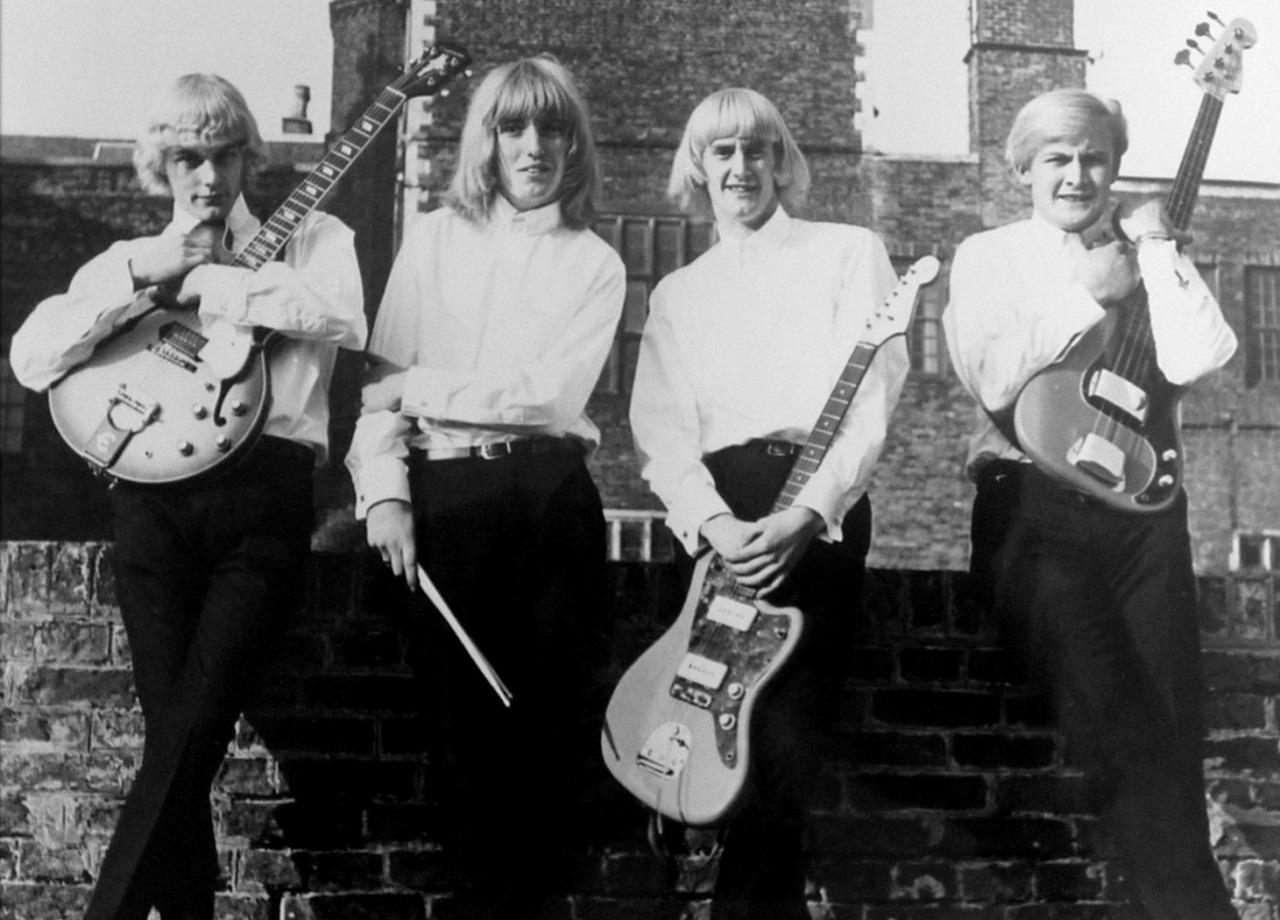 1965. «The Hullaballoos»
