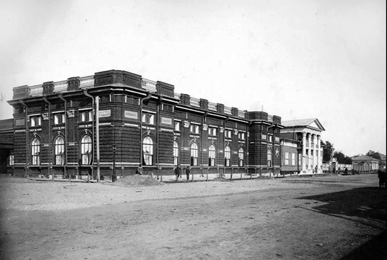 Здание Первого Общественного собрания