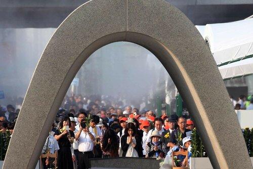 Белый дом: визит Обамы в Хиросиму не будет извинением