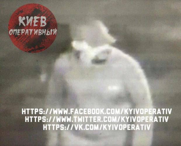 Убийство Шеремета: В сети опубликовали фото киллеров
