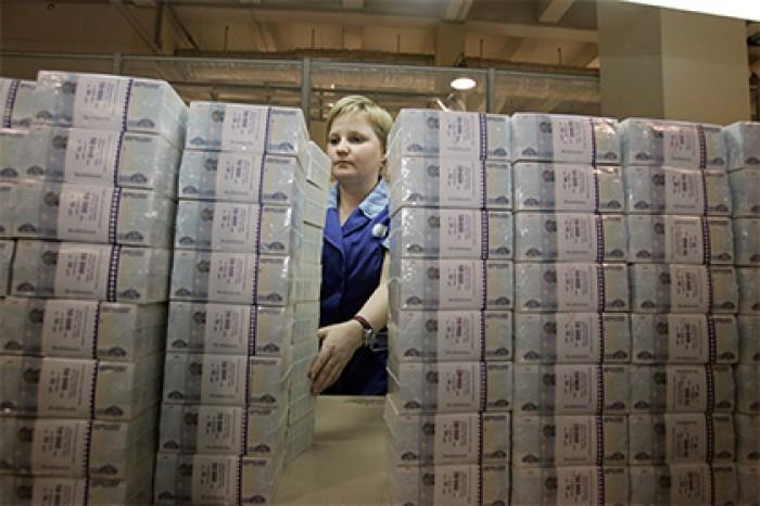 Отток российского капитала сократился почти в 4 раза