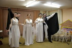 салонный вечер Белый бал, посвященный Светлым Пасхальным дням, празднику Жен-мироносиц и Дню Победы