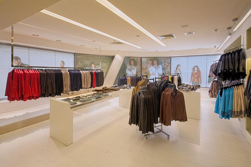турецкий магазин в БУдве -кожаные куртки и аксессуары