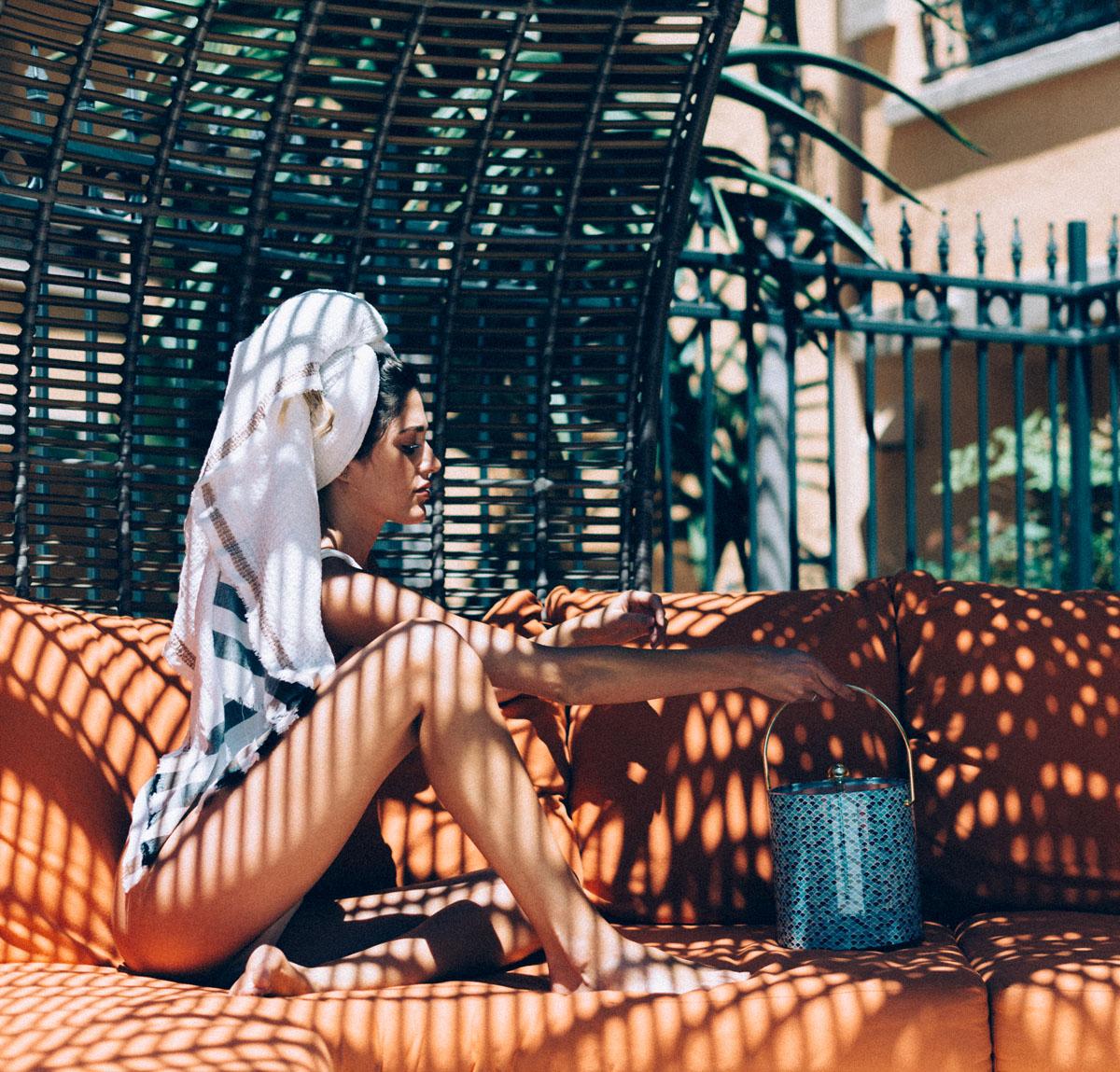 Hanna Montazami by Ardy Ala for C-Heads
