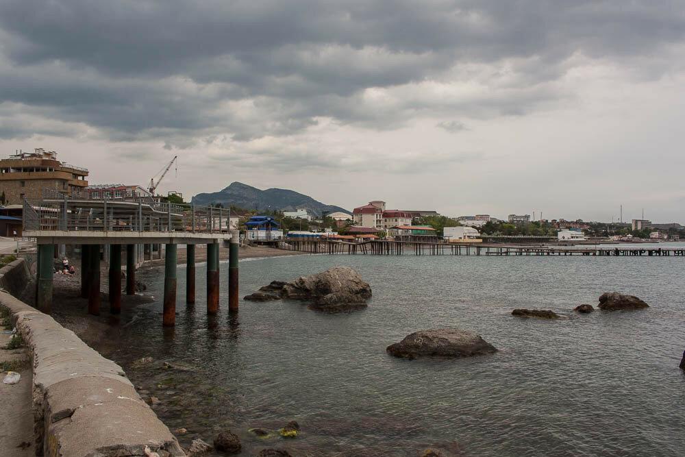 Южный берег Крыма: от Керчи до Севастополя