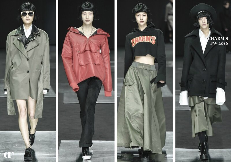 DISTRICT F - SEOUL FASHION WEEK FW16