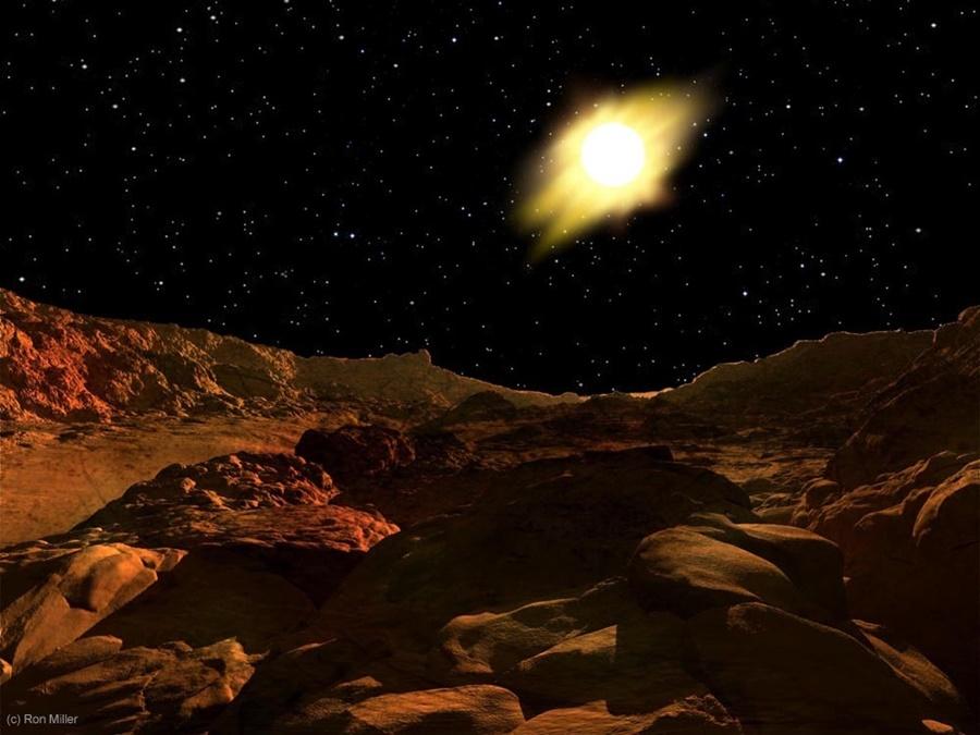 Как выглядит рассвет на других планетах Солнечной системы