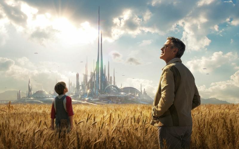 «Земля будущего»   третий фантастический фильм, провалившийся в прокате 2015 года