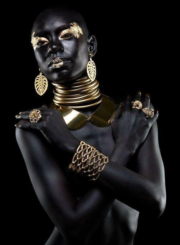 Африканская красота, черные женщины на фото Бейли Харада Стоун 0 195085 15c94108 XL