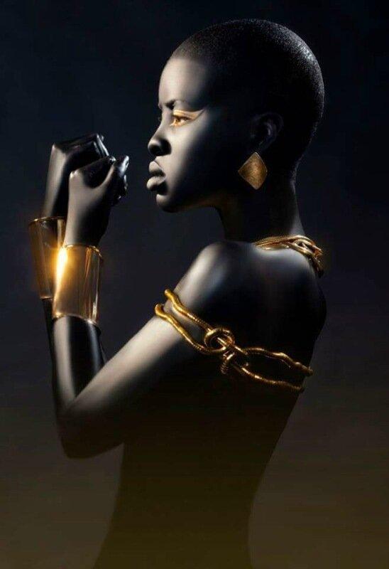 Африканская красота, черные женщины на фото Бейли Харада Стоун 0 195089 7f7635a9 XL