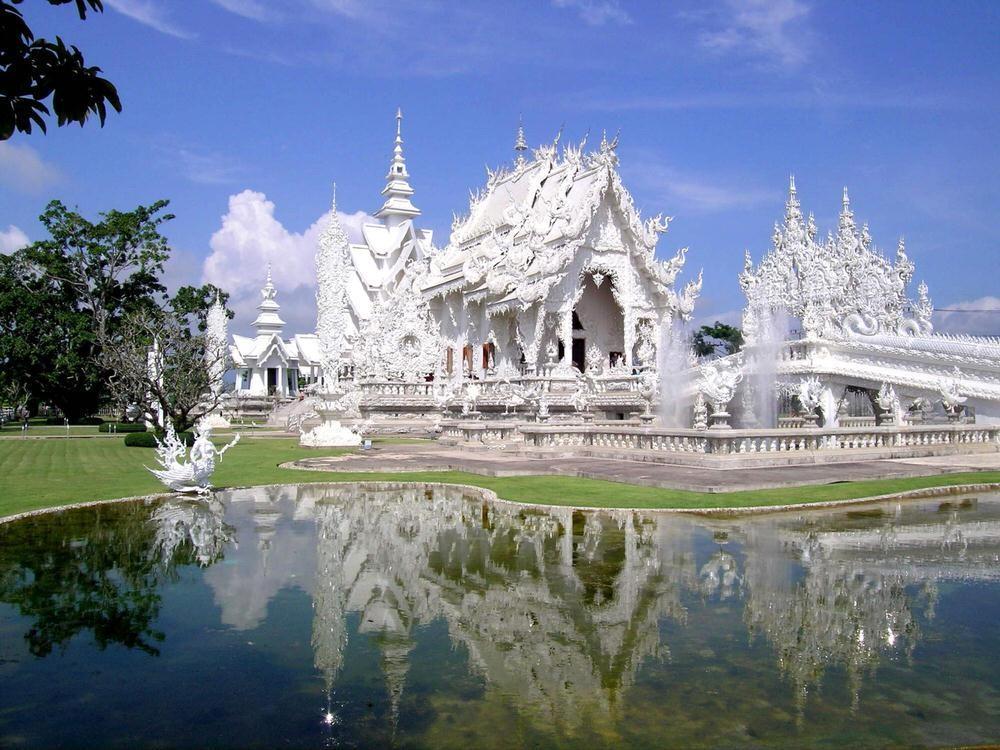 4. Чиангмай, Таиланд .