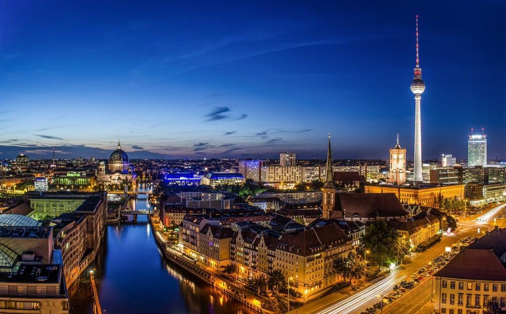 42. Берлин, Германия. Совсем как Лондон и Париж, Берлин является центром уникальной европейской куль