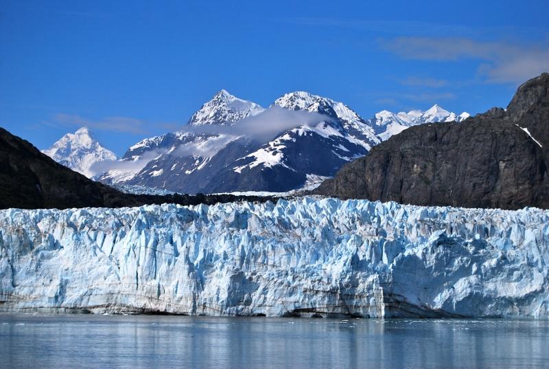 Самые красивые крупнейшие ледники мира: Маржери