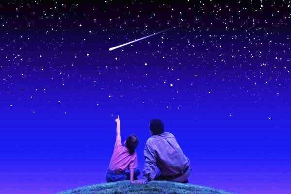 Вночь с11 на12августа украинцы смогут наблюдать красивейший звездопад