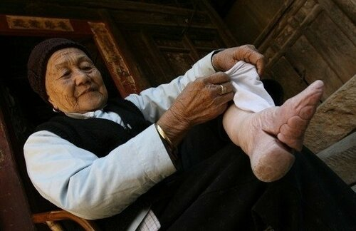 """Китай. """"Лотосовые ножки"""""""