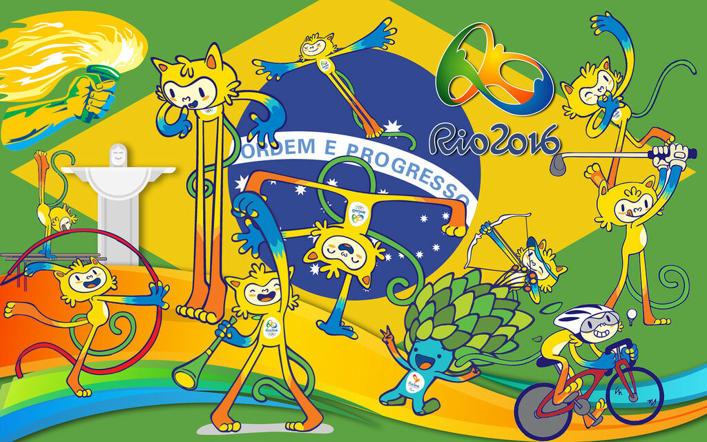 Summer Olympics in Rio 2016