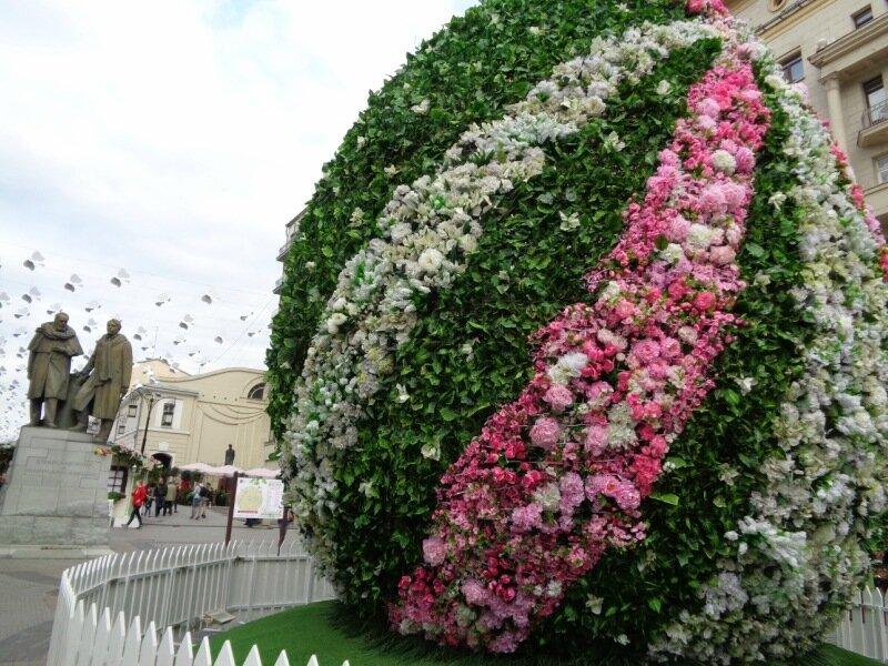 Приближается Пасхальный фестиваль