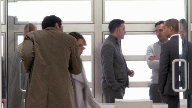 Актеры и персонажи эпизода 11.18 Hells Angel