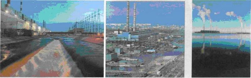 Городок Энергетиков