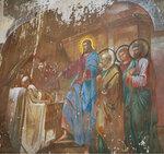 "Фреска ""Воскрешение дочери Иаира""."