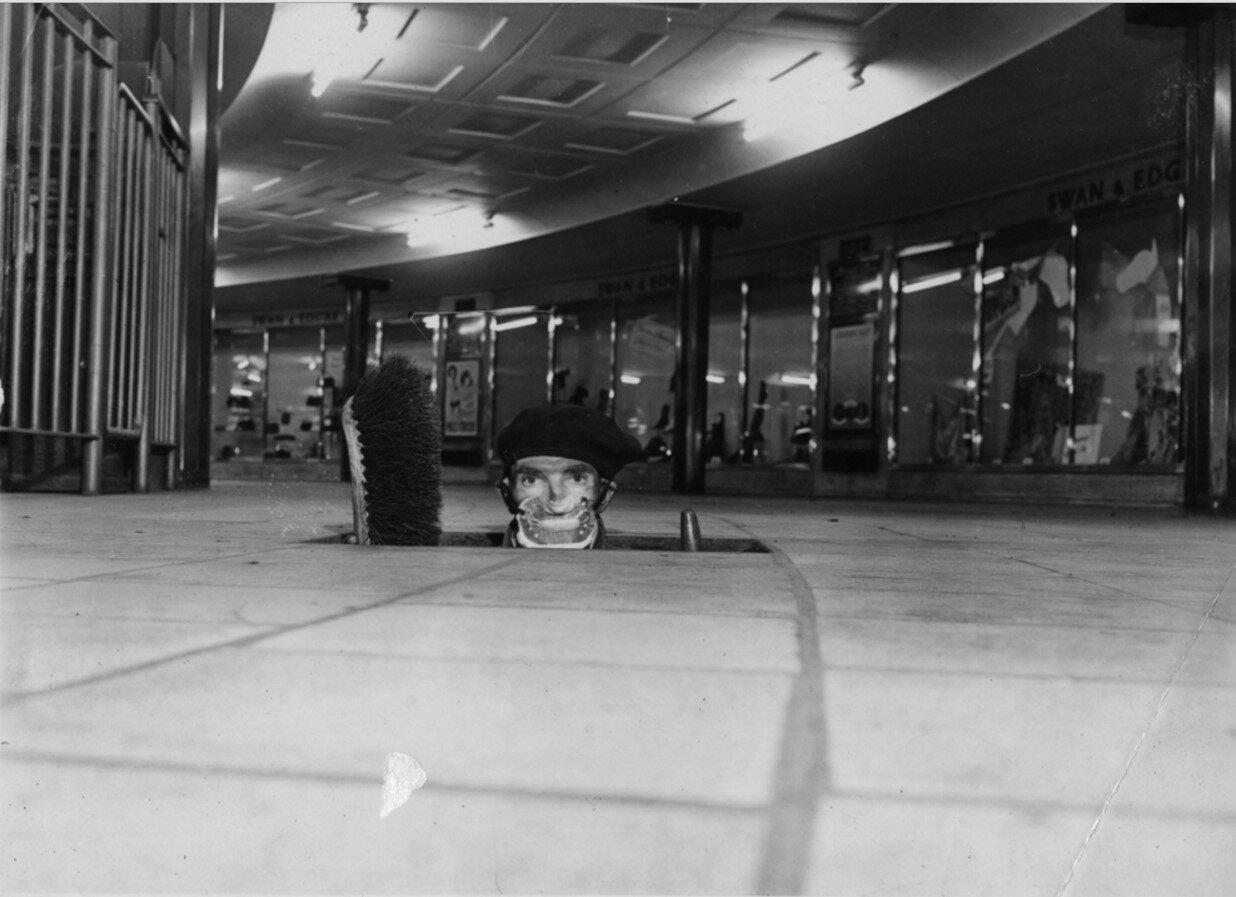 1952. Трубочист
