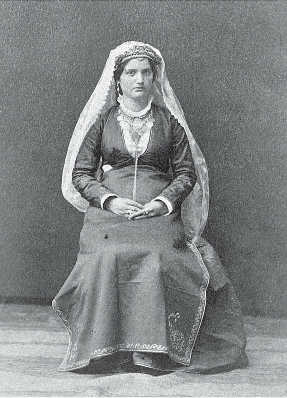 Армянка из Ахалциха
