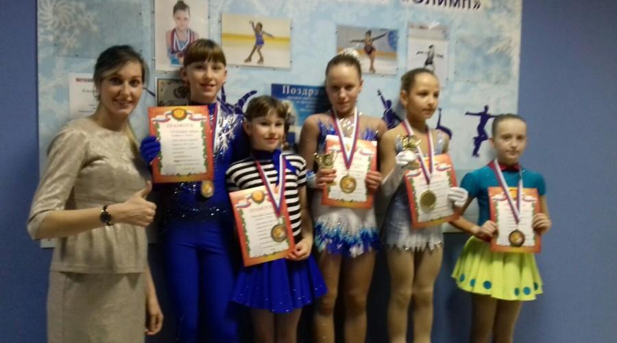 В Обнинске прошел турнир по фигурному катанию «Золотая осень»