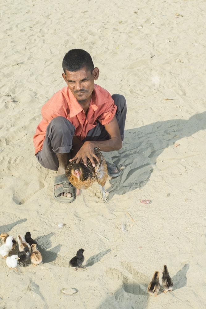 Жизнь в трущобах Бангладеш