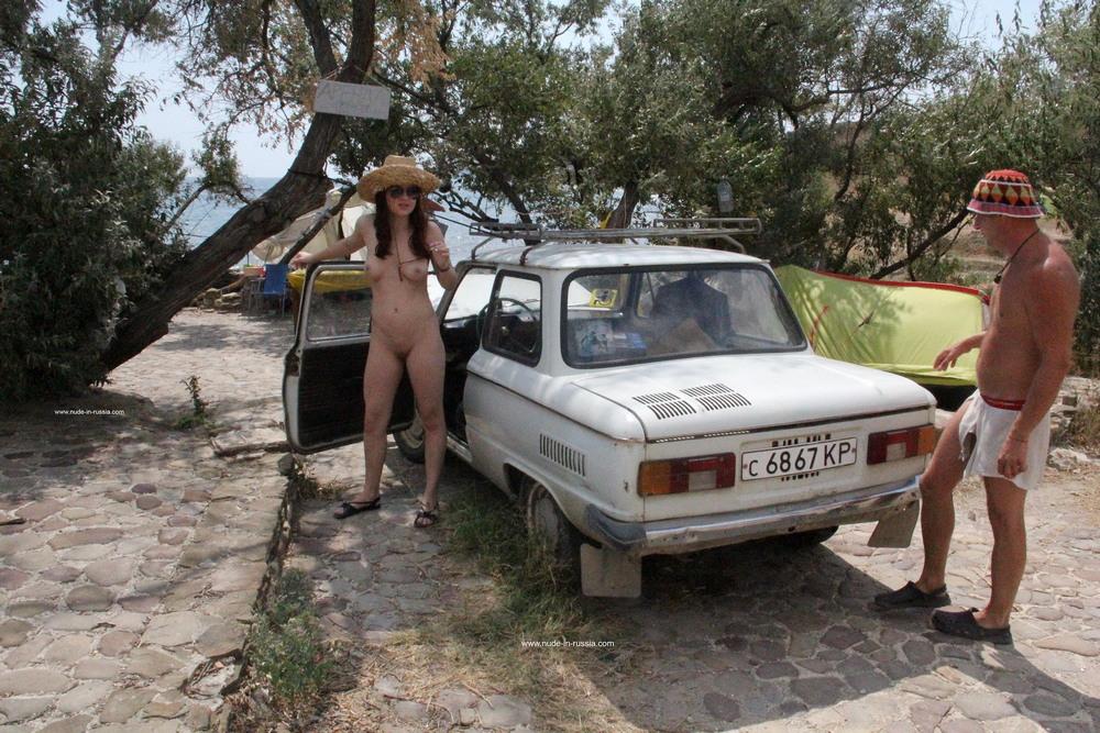 Крымский кемпинг