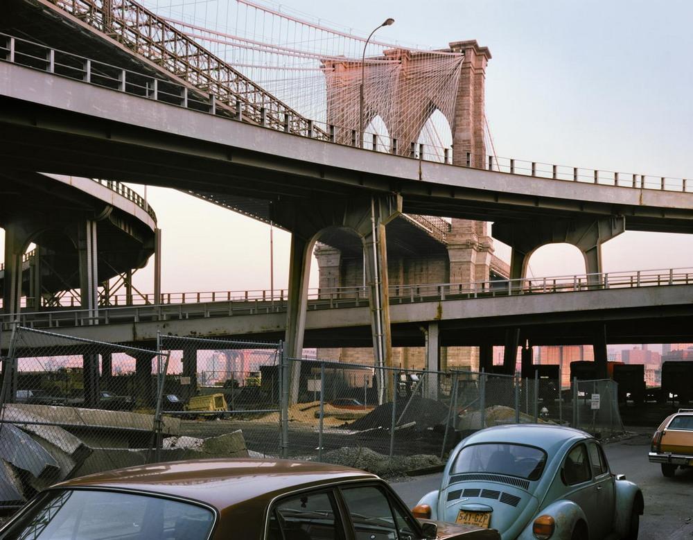 Нью-Йорк и Чикаго в 1970-1980-х годах