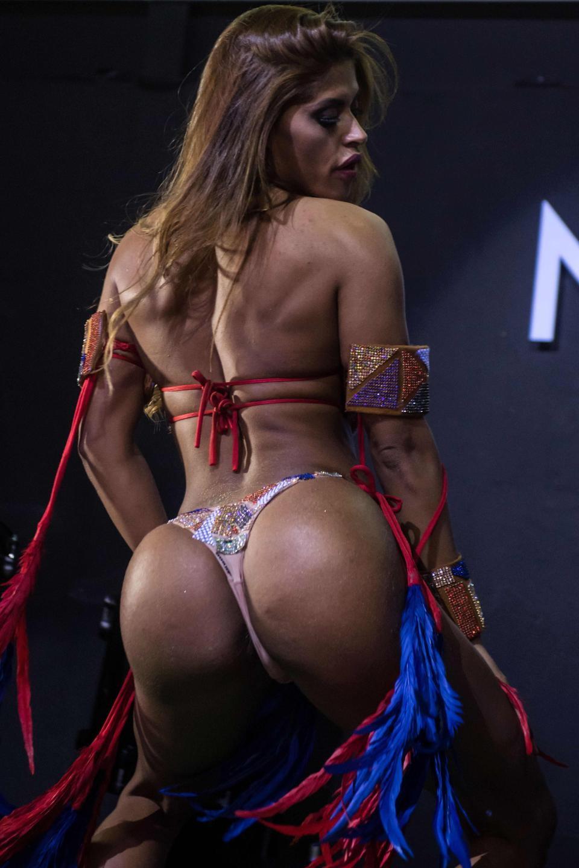 Финал конкурса «Miss BumBum 2017»