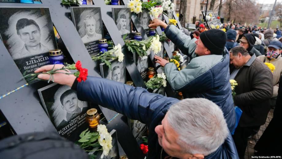Порошенко подписал закон о предоставлении пострадавшим на Майдане статус участника боевых действий