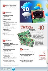 Elektor Electronics №11-12 (November-December 2017) USA
