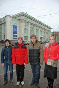Молодежные активисты Воскресенского (старого) прихода приняли участие в Шестом Съезде молодежных работников Ивановской митрополии