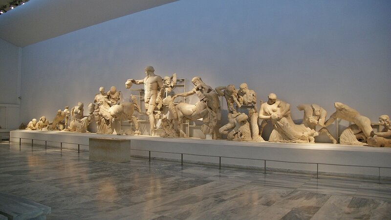 Страна героев и богов. С TUI Mein Schiff 1 по греческим островам в октябре 2017