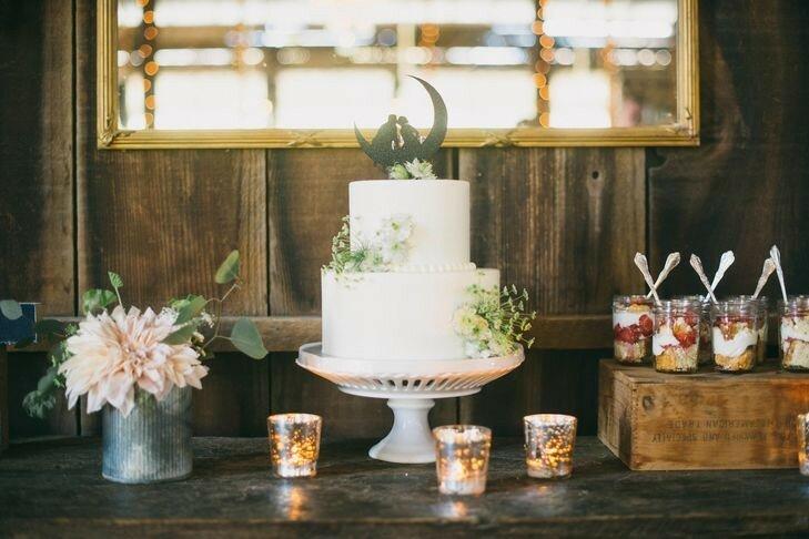 0 1782de d9f79ee7 XL - Каким будет ваш свадебный торт в 2018 году